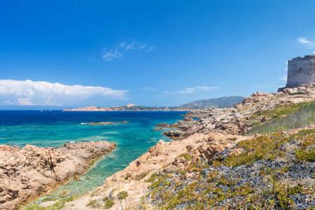 Cartina Sardegna Isola Rossa.Il Nord Ovest Della Sardegna Sardegna Info