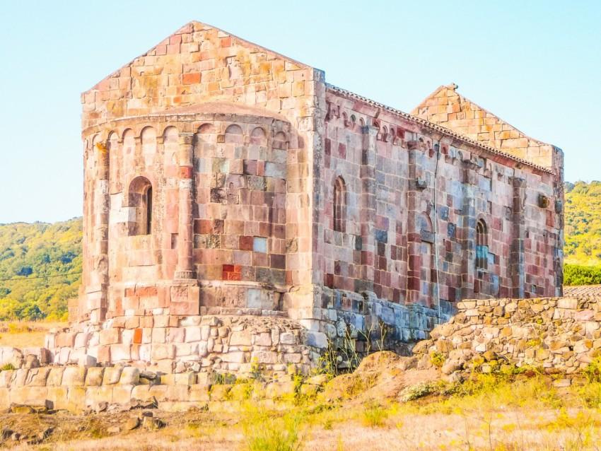 La chiesetta di San Lussorio