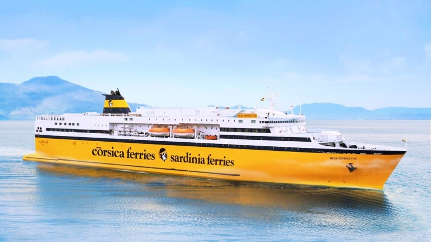 Traghetti per Golfo Aranci