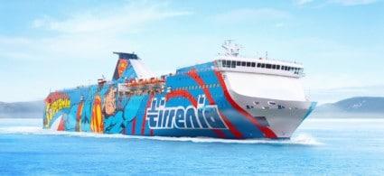 Traghetti per Cagliari